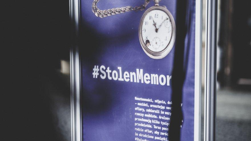 Stolen Memory - relacja z wernisażu